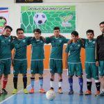 پایان مرحله گروهی و آغاز مرحله حذفی مسابقات فوتسال دانشگاه کاتب