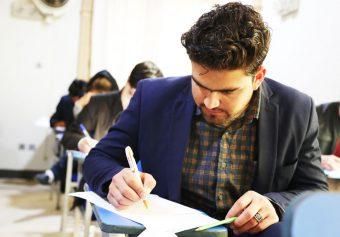 آزمون کانکور سال تحصیلی 1398 دانشگاه کاتب برگزار گردید