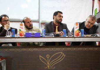 گزارش بازدید هیئت بازنگران مسلکی وزارت تحصیلات عالی از دانشگاه کاتب