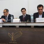 """سمینار علمی """"افغانستان، صلح و سناریوهای پیش رو"""" در دانشگاه کاتب برگزار شد."""