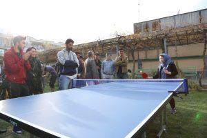 پنجمین دورۀ مسابقات پینگ پونگ