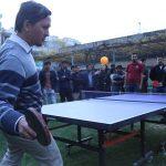 پنجمین دورۀ مسابقات پینگ پونگ دانشگاه کاتب برگزار شد