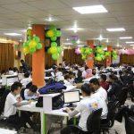 برگزاری مسابقات برنامه نویسیICPC دانشگاه کاتب