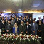 اولین کنگره اقتصاد و مدیریت دانشگاه کاتب برگزار شد