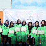گزارش دومین تورنمنت ورزشی بانوان با شعار (رفع خشونت علیه زنان)