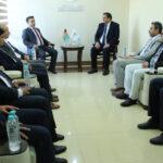 دانشگاه کاتب در راستای انتقال تجربیات موفق و انجام پروژه های تحقیقاتی تفاهم نامه همکاری را با پوهنتون البیرونی کاپیسا امضا نمود.