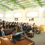 سمینار آگهی دهی فعالیتها و دستآوردهای وزارت مالیه توسط دانشکده اقتصاد دانشگاه کاتب برگزار شد.