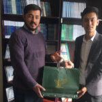 همکاری ریاست تحقیقات علمی دانشگاه کاتب با مجتمع تحصیل کردگان گمرک
