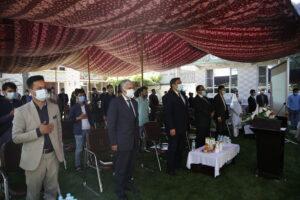 Inauguration of Kateb University Peace Center!