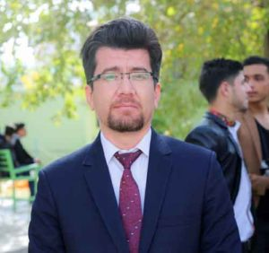 kateb university vice chancellor m. reza mohaqeq