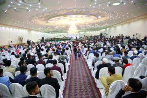 kateb convocation ceremony 2018
