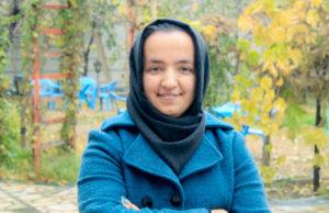 Madina Zohori–Kateb Student