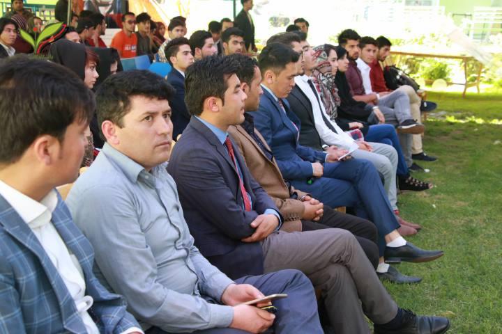 Annual Job Fair & Alumni Gathering
