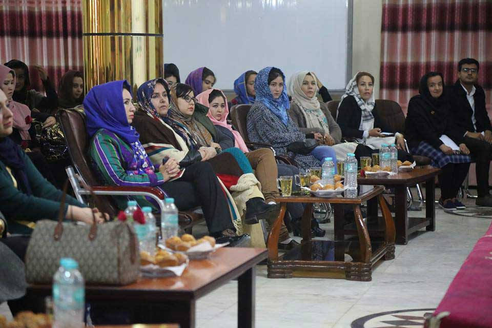international women day at kateb University