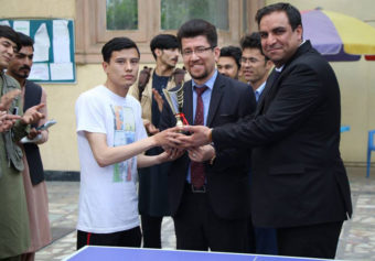 Ping Pong Club