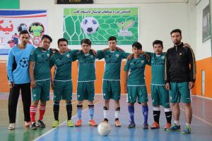 Sports Teams at Kateb University