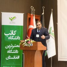 """Kateb organized a seminar on """"Successful Experiences & Innovations of Private Schools of Afghanistan""""."""