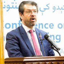 Minister of Economy - Dr. Mustafa Mastoor