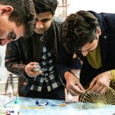 """Spaghetti Bridge - National Competition"""