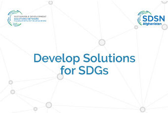 Develop Solutions for SDGs