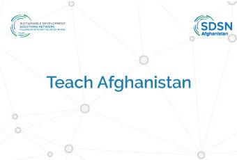 Teach Afghanistan