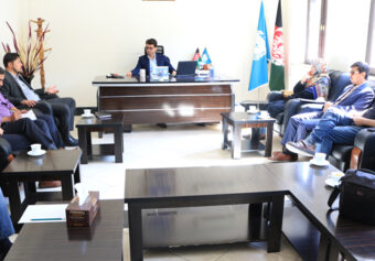 Kateb Research Center and Forensic Medicine held meeting on Wednesday