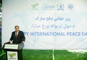 International Peace Day Celebration