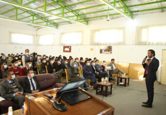 Seminar on raising awareness of the activities of Ministry of Finance was held.
