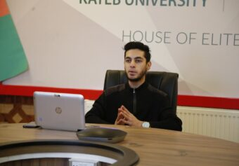 "The Student Seminar was held on ""COVID-19 Situation in Afghanistan"""